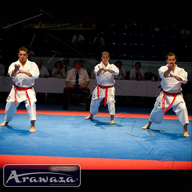 Male Kata Team