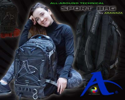 Poster_ALL_AROUND_Sport_Bag
